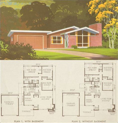 1950s modern home design 17 best images about mid century architecture on pinterest