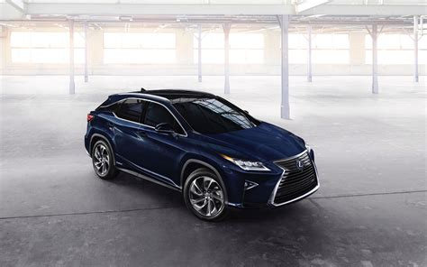 blue lexus rx lexus rx 350 2016 wallpapers hd free