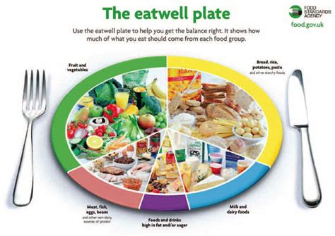 Quot The Eatwell Plate Crown 169 Copyright Healthy Food Plate Template Quot Card From User Abrisev In Food Plate Template