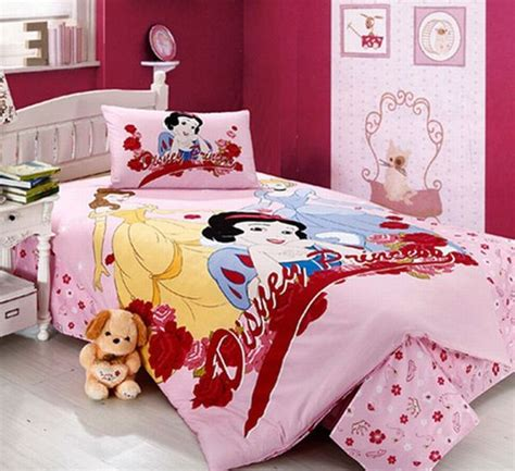 Girls Bedding 30 Princess And Fairytale Inspired Sheets Snow White Bed Set