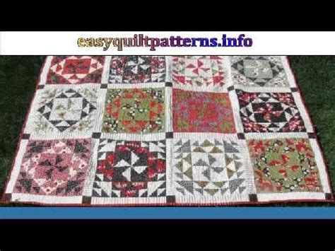 easy quilt pattern youtube easy free quilt patterns for beginners youtube