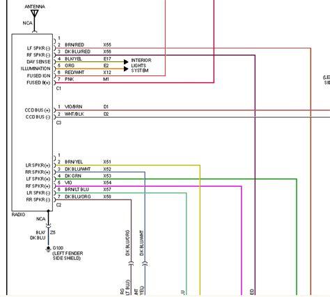 1998 jeep grand radio wiring diagram 1998 jeep