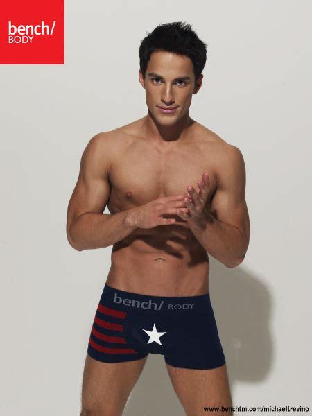bench underwear model michael trevino archives male celeb news