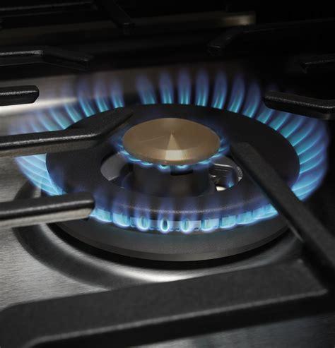 monogram cooktop monogram 36 quot recessed gas cooktop gas