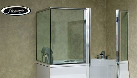 walk in bath shower combo walk in bathtub and shower combo wellbath walk in shower and bath for the home