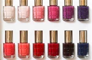 oil infused nail polish l oreal paris le vernis a l