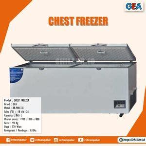 Chest Freezer Ab 506 T X Gea jual ab 900 t x chest freezer gea harga murah di tangerang