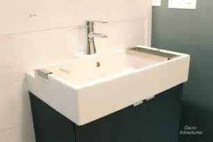 Ikea Bathroom Sink by New Basement Bathroom Vanity Ikea Style 187 Decor Adventures