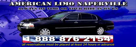 limo reservation naperville limo reservations