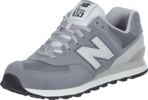 gray new balance sneakers new balance ml574 shoes grey