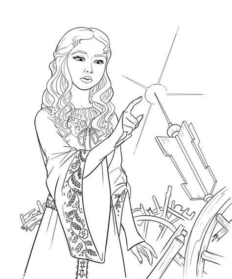 Evie Descendants Coloring Pages Coloring Pages Coloring Pages Descendants