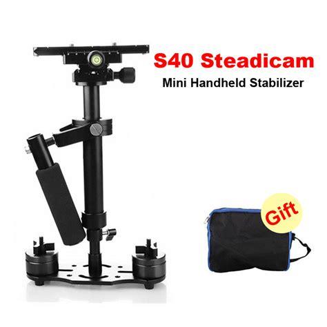 handheld stabilizer dhl s40 40cm professional handheld stabilizer steadicam