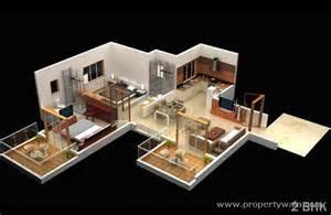 Home Design 3d 2bhk by 3d Home Design 2bhk Joy Studio Design Gallery Best Design