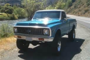 1972 chevrolet k10 4x4 131010