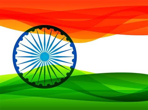 Indian Flag Themes For Ppt | flag of india ppt backgrounds blue flag green orange