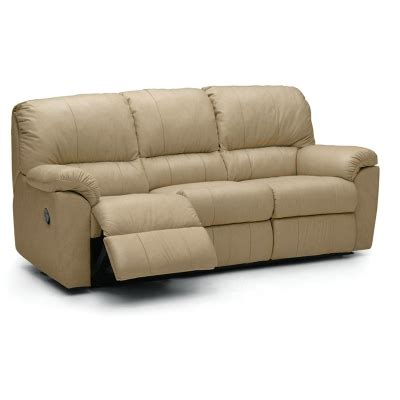Palliser Leather Reclining Sofa by Palliser Leather Reclining Sectional