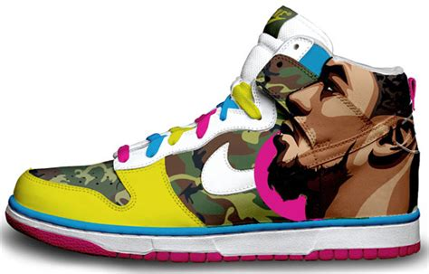 kid cudi shoes cool trainers custom nikes from sneaker freaker cool