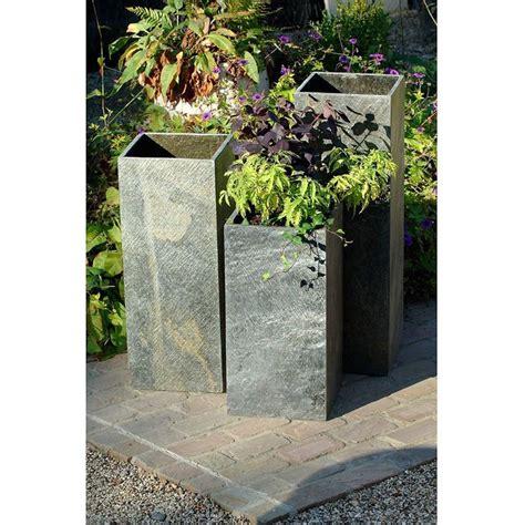 contenitori da giardino esterni contenitore per piante vasi e fioriere contenitore per