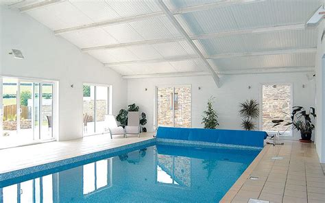 british holiday cottages  indoor pools telegraph