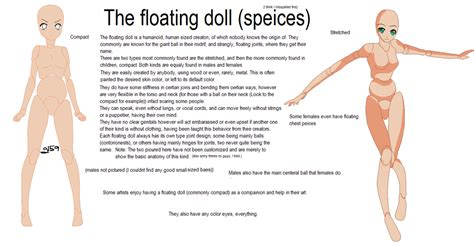 reference doll floating dolls species reference sheet by neonvoltage on