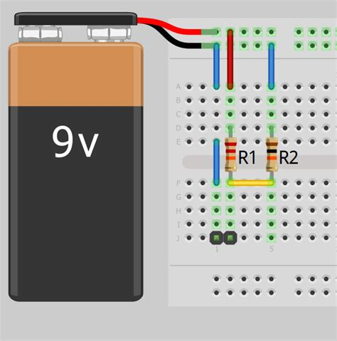 voltage dividers and arduino captain dk