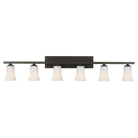 6 Light Bathroom Vanity Lighting Fixture Fill Your Bathroom Vanity With Dramatic Lights By Installing 6 Light Vanity Fixture Homesfeed