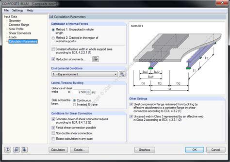 composite section properties calculator دانلود dlubal composite beam v8 06 1103 x64 نرم افزار