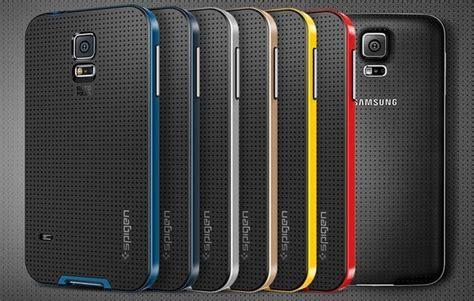 Spigen Samsung S5 Neo Hybrid Satin Silver best samsung galaxy s5 cases