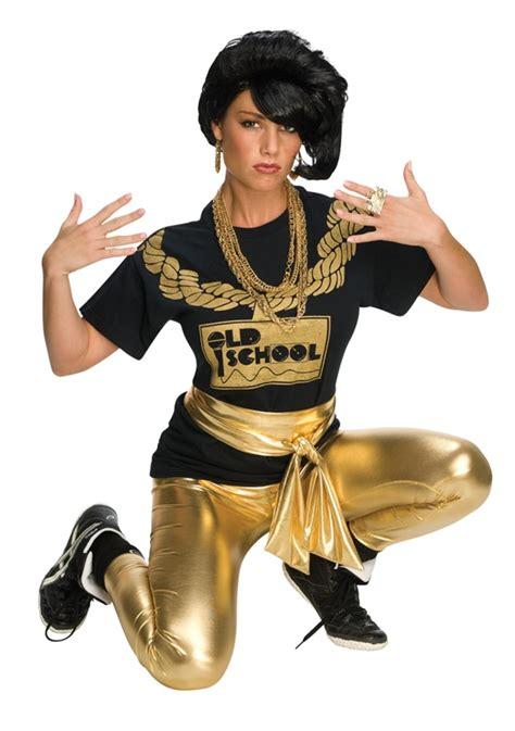 90s rap 80 s costumes old school rap girl wig 232145 trendyhalloween com