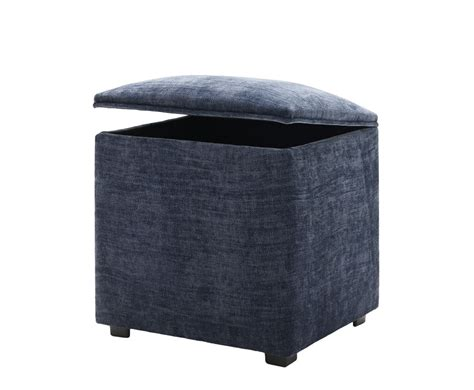 Kingsley Small Upholstered Ottoman Fabric Options Uk