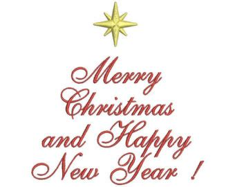 clipart merry christmas  happy  year   cliparts  images  clipground