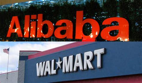 Alibaba Walmart | alibaba topples walmart to become world s largest retailer