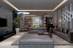 home interior decoration modern interior design living room 3d house