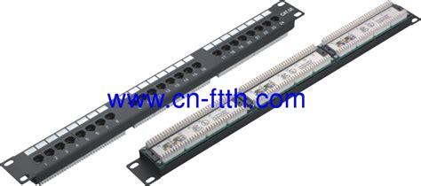 cat 5e utp 19 quot 24ports patch panel manufacturer supplier