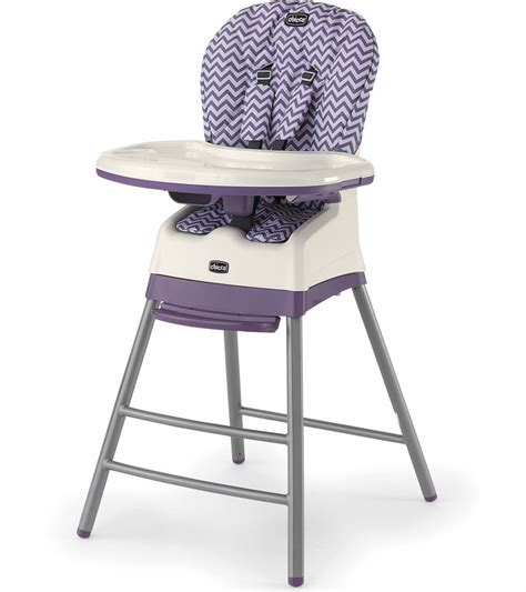 High Chair Decorations On High by Chicco Stack 3 In 1 Highchair Mulberry