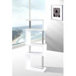 white shelving units miami slim high gloss shelving unit white 16403 furniture