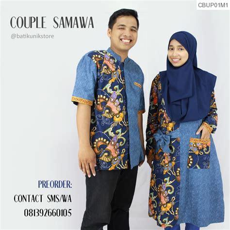 Tunik Saku Pita sarimbit samawa koko batik murah batikunik