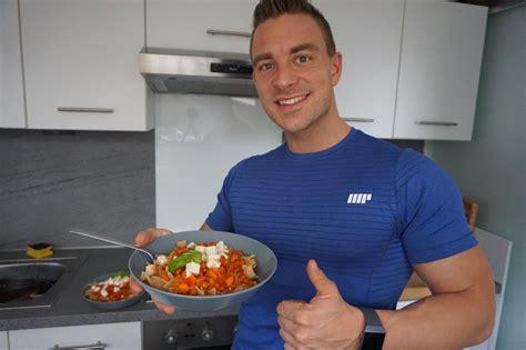protein pasta protein pasta rezept gesund abnehmen und fit mit pascal
