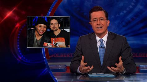 the colbert report series comedy central official site the colbert report colbert nation comedy central tattoo