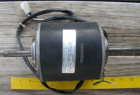 rv ac fan motor carrier rv air conditioner fan motor carrier air v fan