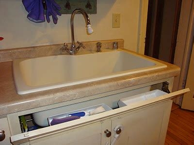 kitchen sink organization ideas storage solutions