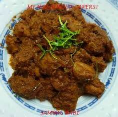 Calystakitchen Rendang Babi Rendang Pork 1000 images about peranakan nyonya food recipes on asian food recipes glutinous