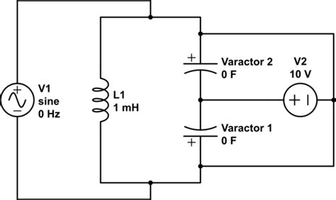 how does a varicap diode work capacitance how to properly connect and drive varicap diodes electrical engineering stack