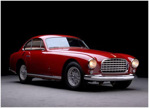 ferrari coupe classic ferrari 169 pleasurephoto