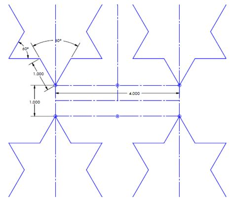 hdtv antenna template diy fractal antenna creations