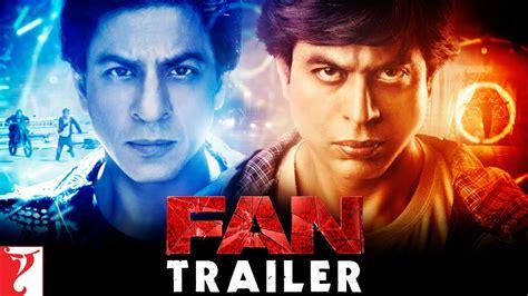 Film Fan | fan official trailer with arabic subtitles shah rukh