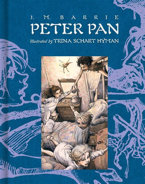 pan books pan book by j m barrie schart hyman