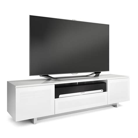 slim tv bench bdi nora slim contemporary tv stand collectic home
