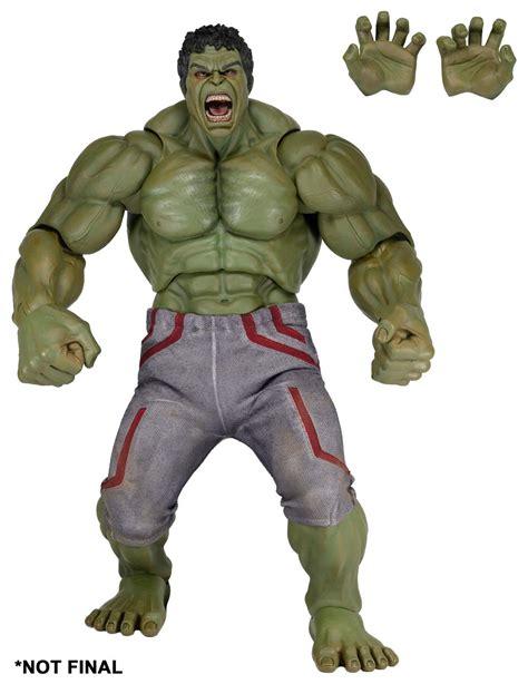 neca toys fair 2016 neca 1 4 figure up for order marvel