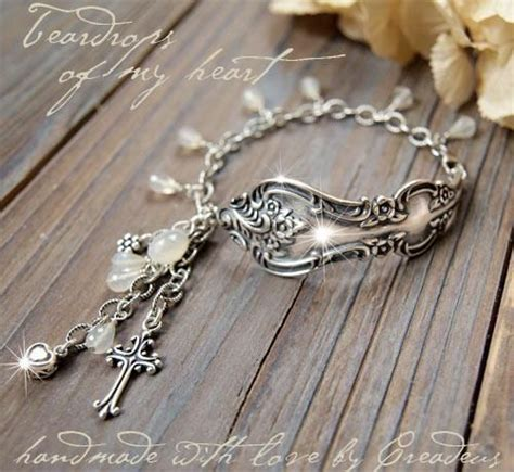 how to make silver spoon jewelry best 25 spoon bracelet ideas on silver spoon